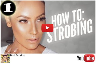 video How to Strobing | Desi Perkins | YouTube