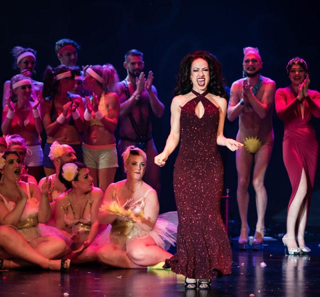 Burlesque Hall of Fame em Las Vegas