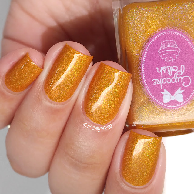 Cupcake Polish - Not My Vault