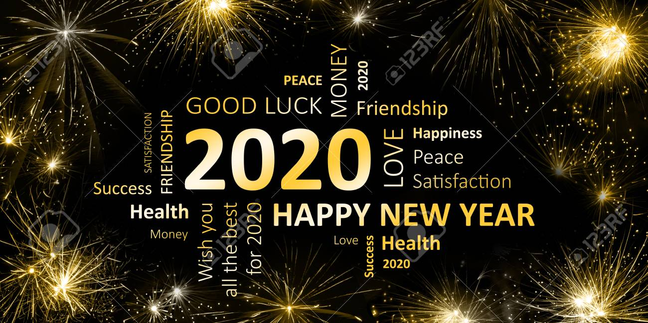 When Is New Years Eve 2020 When is New Year's Day 2020? New Year 2020 Kab Hy
