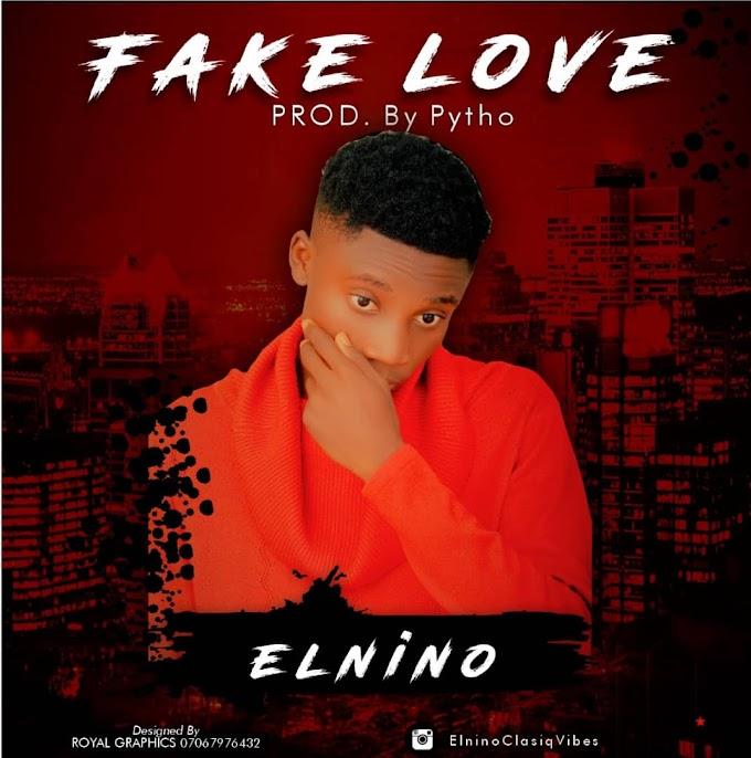 Elnino Ft Evernice_Fake love mp3 Download