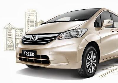 Harga Honda Freed 2017