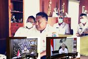 Gubernur Olly Lobi Menko Perekonomian Percepat Pengembangan KEK Bitung dan KEK Likupang