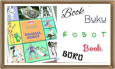 4 Jenis Buku Wajib Baca. Robot. Buku Anak dan Remaja. Books and Magazines.