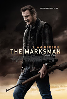 The Marksman 2021 Dual Audio 720p WEBRip