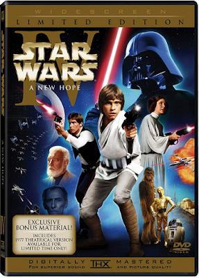 Star wars episode IV: a new hope [1977] [DVD R2] [Pal] [Castellano]
