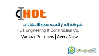 Hot Engineering & Construction Co. Jobs In Kuwait May 2021 Latest | Apply Now