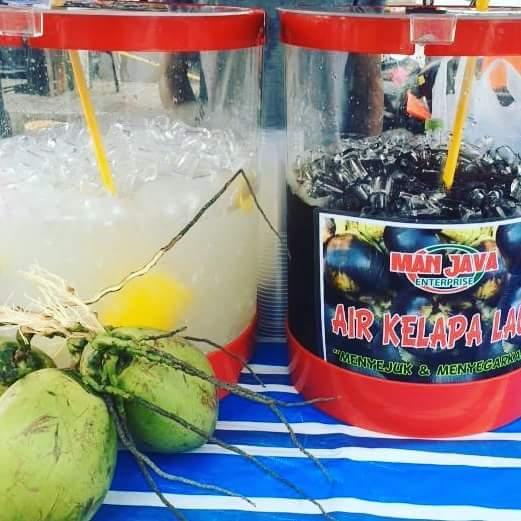 kelapa laut,pati kelapa laut,pembekal kelapa laut