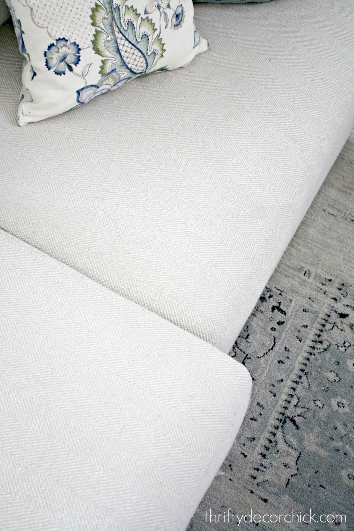 stop sliding cushions hack