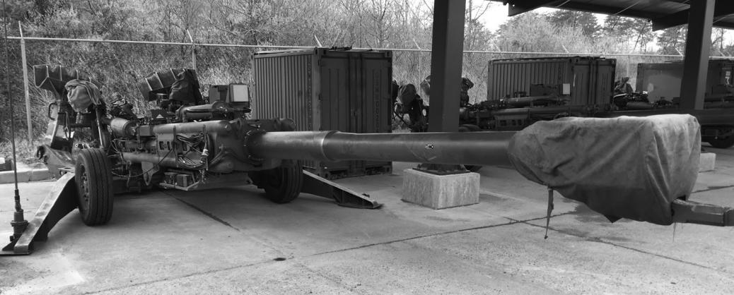 Гаубиця M777A2 як прототип M777ER