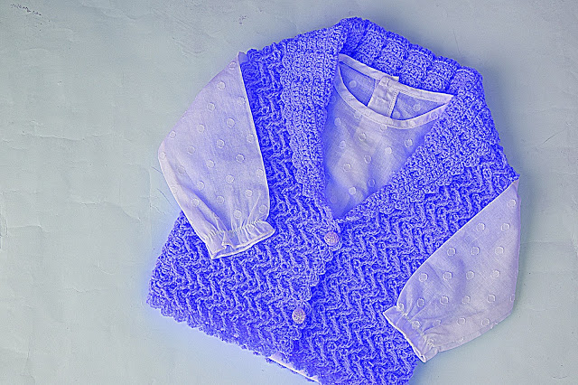 5 - Crochet Chaleco lindo a crochet y ganchillo por Majovel Crochet