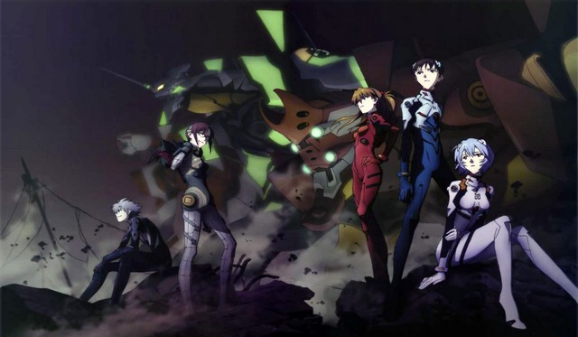 Evangelion: 3.0+1.0 Movie