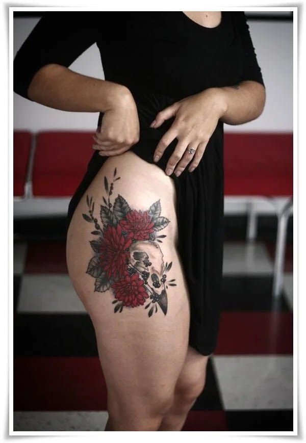 45 Fascinating  and Cute Tattoos For Girls