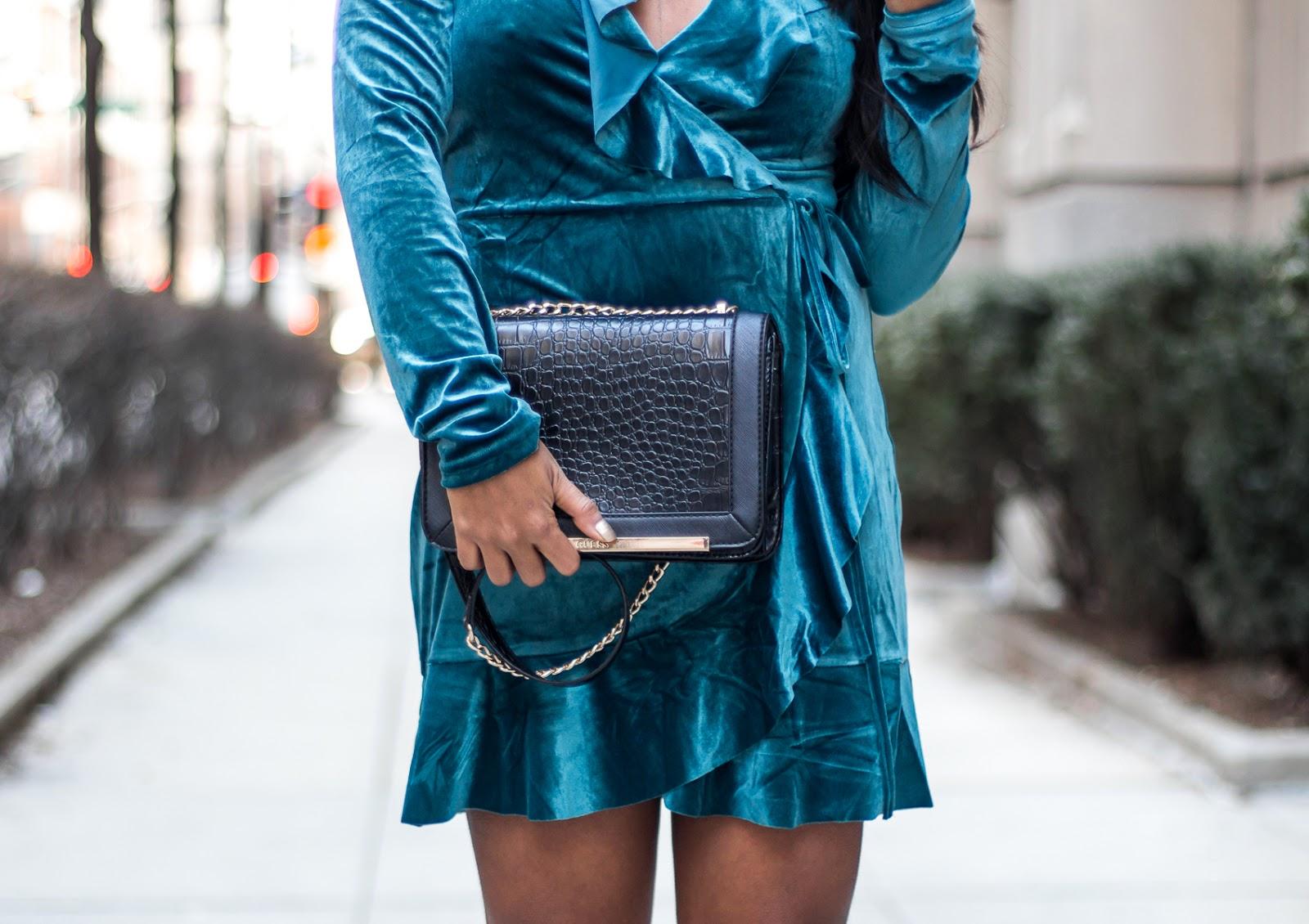 velvet-wrap-dress-spring