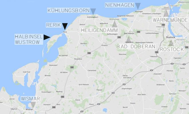 Halbinsel Wustrow, Rerik, Ostsee, Reisen in Deutschland, Urlaub in Deutschland, Tag am Meer, verlassene Orte, lost places, Mecklenburg-Vorpommern, Minza will Sommer