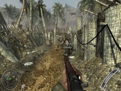 Call of Duty World at War Screenshots