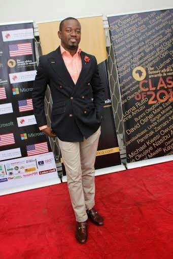 20 Photos: Celebs step out for Future Africa Awards Nominees Reception