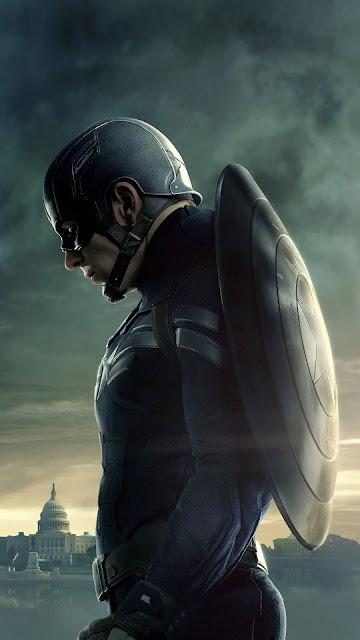 captain america 3d wallpaper