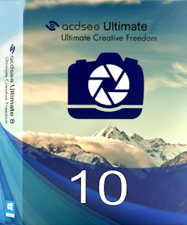 ACDSee Ultimate 10 Build 838 Full Crack Terbaru