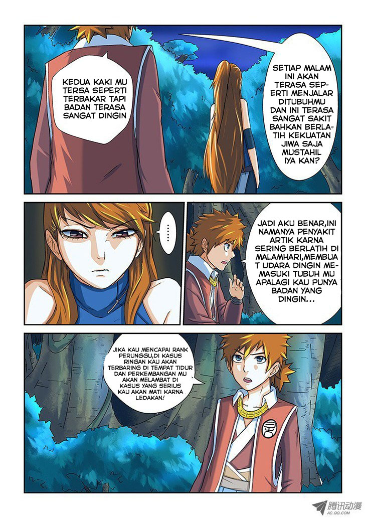 Tales of Demons and Gods Chapter 7