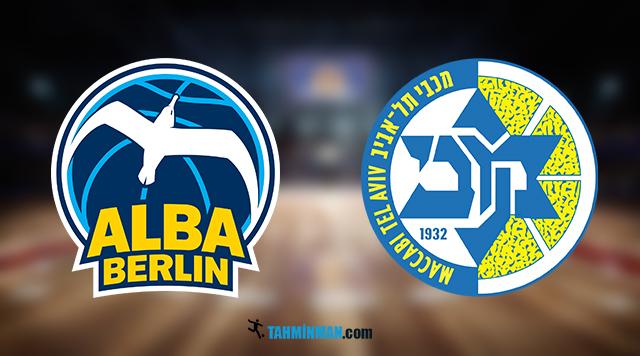 Alba Berlin - Maccabi tel aviv maç tahmini