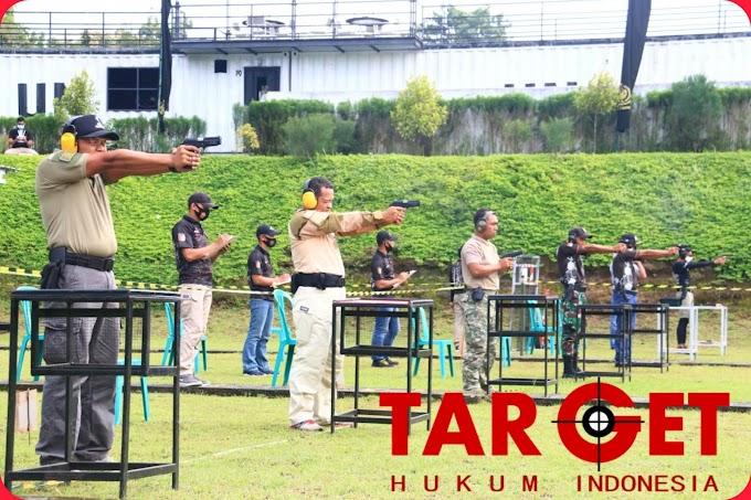 Pangdivif 2 Kostrad Buka Latihan Bersama Perdana IPSC Dan Presisi TNI-POLRI di Lapangan Tembak Vicadha II Madivif 2 Kostrad