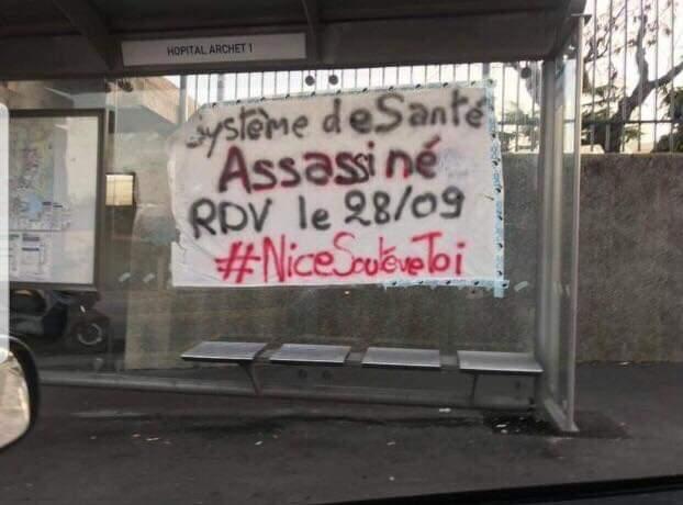 """""""À Nice, on cache les pauvres, les SDF,..."""": Voici l'appel national à la mobilisation des """"gilets jaunes"""" samedi"""