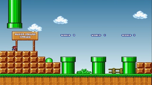 Download Super Mario 3 Mario Forever PC Games Gameplay