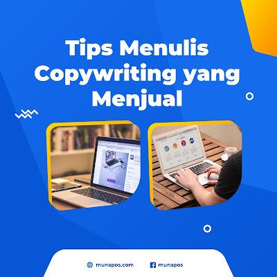 Tips Menulis Copywriting yang Menjual