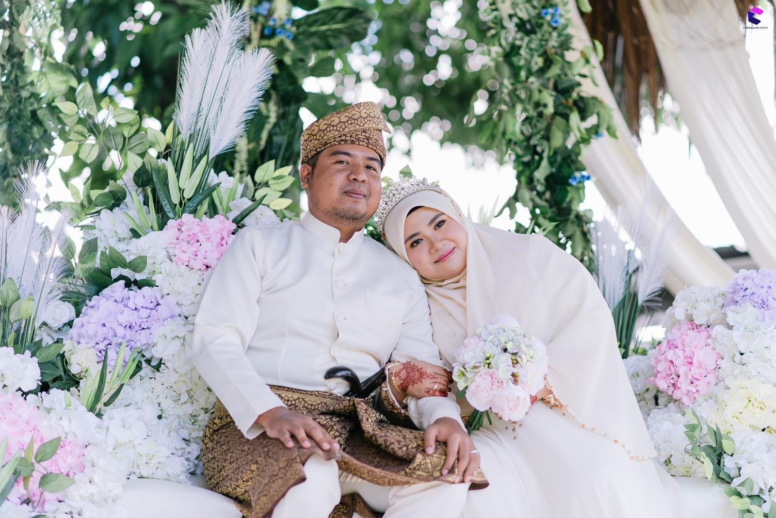 Quzalina + Amirul
