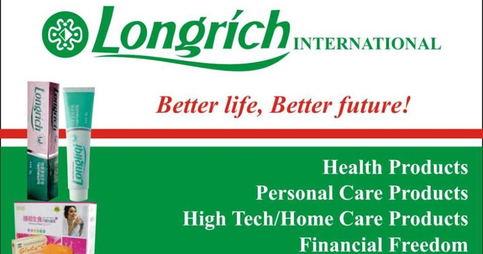 Longrich Products About Products Benefits How To Rigester