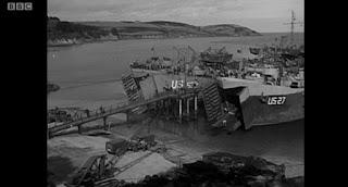 20th US Infantry Division at Trebah Beach