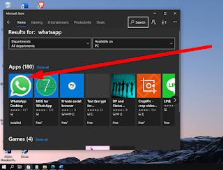 Cara Install Whatsapp Di Laptop atau PC