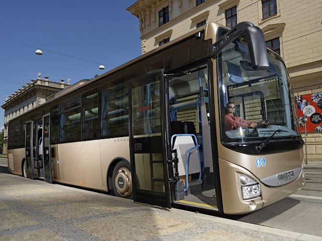 Cotral ecco altri 100 nuovi bus