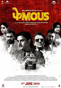 Phamous 2018 Hindi Full Movie Desi DVDScR 720p