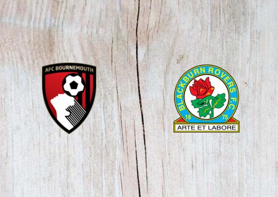 Bournemouth vs Blackburn - Highlights 25 September 2018