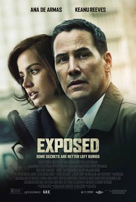 Exposed [2016] [NTSC/DVDR-Custom HD] Ingles, Español Latino