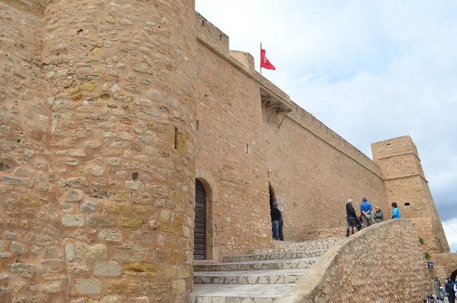 muralhas do Kasbah