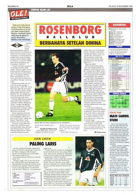 FOCUS CLUB ROSENBORG BALLKLUB