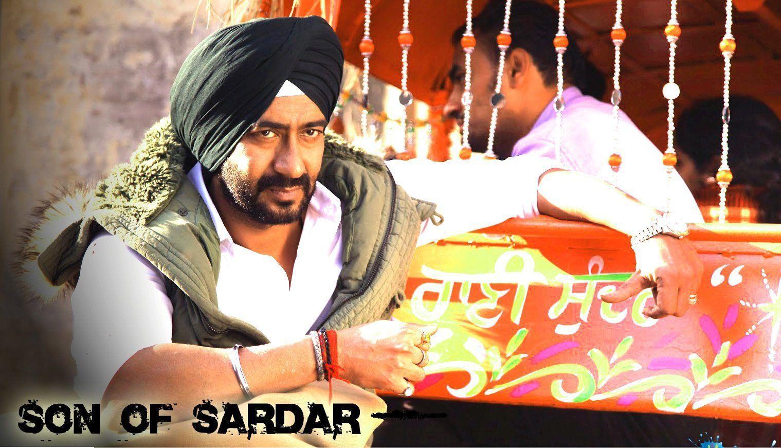 Son Of Sardar Movie Wallpapers Hd: January 2013