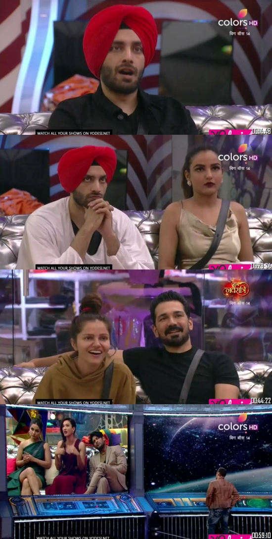Bigg Boss 19 Oct 2020 HDTV 720p 480p