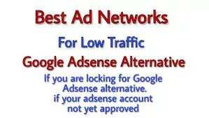 Top display Ad Network google adsense alternative