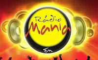 Rádio Mania FM de Goiânia ao vivo