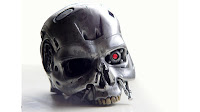 Terminator Endoskull - build by Kramstaar