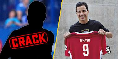 ¡Bomba! Omar Bravo jugaría con CRACK del fútbol mundial. ¡No creerás quien es!