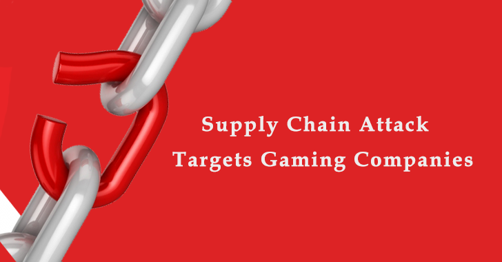 A New Supply Chain Attack Targets Gaming Companies in Asia