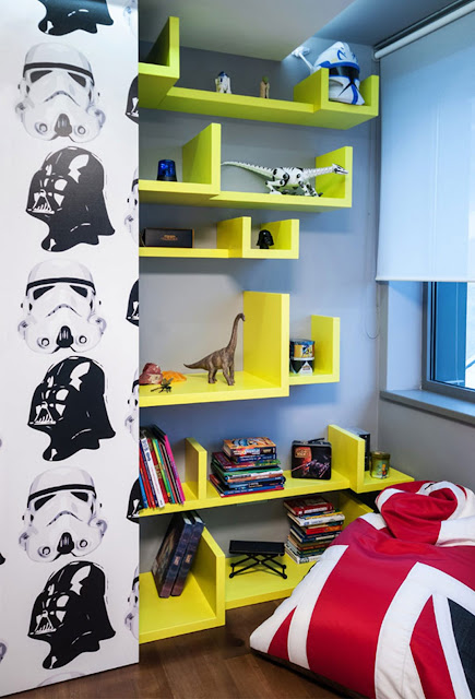 Bedroom Furniture Design Picture Special Star Wars