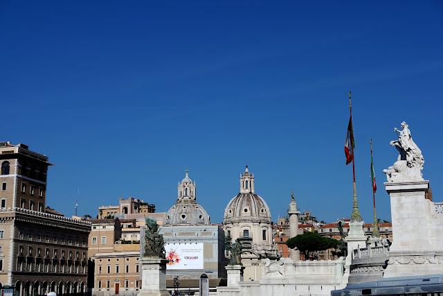 Rome, Roma, Blog, Voyage, basilique, centre historique,