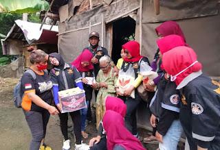 Laskar Segoro Kidul Bagi Donasi Anak Yatim dan Kaum Duafa
