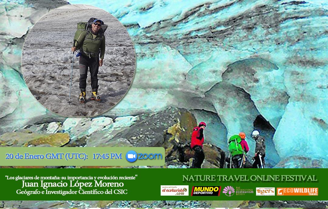 Las Montañas Y El Cambio Climático En El Nature Travel Online Festival